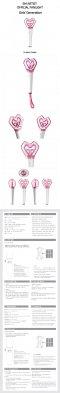 Girls Generation GG Official Fanlight