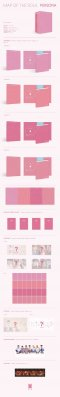 BTS - Map Of The Soul:Persona (SET) No poster