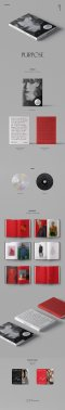 Taeyeon - Purpose (2nd Regular Album) (No poster)