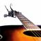 Kyser Short Cut Partial 3-String Guitar Capo