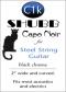 Shubb Capo Noir for Steel String Guitar - C1K