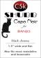Shubb Capo for Banjo, mandolin, or bouzouki - C5K Black