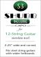 Shubb Deluxe Capo for 12-String Guitar - S3