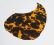 High quality D Acoustic Guitar pickguard - Light Brown with Black Dot