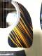 High quality J45 Acoustic Guitar pickguard - Brown Stripe