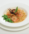 Spaghetti with Shrimp Paste