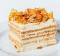 Almond meringue cake