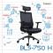 เก้าอี้สำนักงาน BLS-750 H