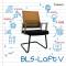 เก้าอี้สำนักงาน BLS-Loft-V