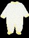 รอมเปอร์ แขนยาว คอวี  มีถุงเท้า