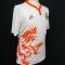 Bhutan National Team Genuine Official Football Soccer Dragon Jersey Shirt White