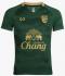 Limited Edition Thailand National Team Thai Football Soccer Jersey Shirt Changsuek Green