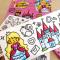 Sun Deco (Peelable Sticker) ชุดเจ้าหญิง&เครื่องประดับ