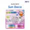 Glass Deco ชุด Sun Deco D2 (ชุดขนาดกลาง 3 ชิ้น)
