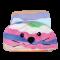 ผ้าคลุมไหล่ ผ้าคลุมไหล่มีหมวก ผ้านาโน นุ่มนิ่ม ขนาดกระทัดรัด หน้าปักหมี ผ้าลายสีสดใส มี 3 ลาย พร้อมส่ง