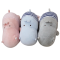 ตุ๊กตาหมอนกอด ฮิปโป ไซส์มินิ ขนาด 40 ซม. น่ารักน่ากอด ขนาดกระทัดรัด มี 3 สี พร้อมส่ง