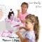 [18 ชิ้นไม้อย่างดี] รุ่น 3026 ชุดโต๊ะเครื่องแป้งไม้ Melissa & Doug Beauty Salon Play Set รีวิวดีใน Amazon USA ไม่เหมือนใคร ไม่มีเครื่องสำอางค์จริงในชุด