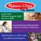 Melissa & Doug รุ่น 5188 Diner Restaurant Playset ชุดอุปกรณ์เล่นทำครัว ชุดเปิดร้านอาหารไดเนอร์ ส่งเสริมการเล่นแบบสวมบทบาท สร้างสรรค์การเล่นตามจินตนาการ