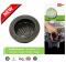 """SureSeal® 4"""" Waterless Inline Drain Trap Seal"""