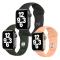 สายนาฬิกา Apple Watch สายซิลิโคนแบบ Basic Band (มีหลายสี)
