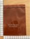 """ถุงซิปล็อคสีชาโปร่ง 12x17 ซม. (4.5""""x6.5"""")"""