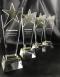 โล่คริสตัล 9225 Exclusive Crystal Star Plaques
