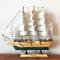 เรือใบ เรือสำเภาจำลอง แนวทะเล (Size L) Volume 2 (ลาย No.5)