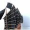 เรือเจิ้งเห๋อ (เรือสำเภามหาสมบัติ) งานไม้ประดิษฐ์ แนวทะเล