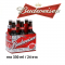 Budweiser Premium Lager 330 ML ลัง 24 ขวด