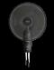 พัดลมติดผนัง HATARI  รุ่น HF-W18M3