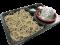 กล่องใส่อาหาร 4 ช่อง สำหรับซารุโซบะ (บะหมี่เย็น) ND-21 (50 ชุด)