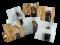ซองกระดาษใส่อาหาร ขนาด 9 x 170 x 5 ซม.