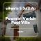 แพ็คเกจกระบี่ 3 วัน 2 คืน - Poonsiri Varich Pool Villa (4-star)