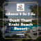 โปรโมชั่น แพ็คเกจกระบี่ 3 วัน 2 คืน - Dusit Thani Krabi Beach Resort (5-star)