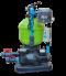 "Compact Set Emaux50Q อุปกรณ์สระว่ายน้ำประกอบเสร็จ Emaux ถังกรองทราย TMG500 20"" ปั๊ม SPH750 เครื่องเกลือ EC16 ตู้ควบคุมปั๊ม Emaux พร้อมฐานวางไฟเบอร์กลาส"