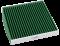 กรองแอร์ MAJESTY กรองแอร์นำเข้า กรองแอร์ญี่ปุ่น สำหรับ โตโยต้า มาเจสตี้ Majesty air clean filter