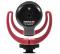AU-018 ไมโครโฟน ติดกล้อง DSLR RODE VIDEOMIC GO MICROPHONE
