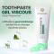 TOOTHPASTE GEL VISCOUS (GREEN-PEPPERMINT)