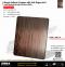 Wood-Antique Copper with Anti-finger print ลายไม้-สีคอปเปอร์คลาสสิค (ป้องกันลายนิ้วมือ)