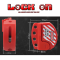 Adjustable Cable Lockout LO-L11