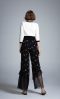 Blossom Embroidered Pants