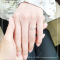 Single Diamond Engagement Ring