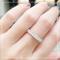 แหวนเพชรแถว 3 มิติ
