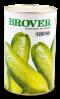 Gherkins in vinegar - Brover / แตงกวาดอง ตรา โบรเวอร์