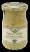 Basil Dijon Mustard 210 g - Edmond Fallot from France