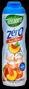 Teisseire Peach 0% Sugar syrup 60cl / ไซรัป เตสแซร์ กลิ่นพีช สูตรไม่มีน้ำตาล