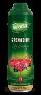 Teisseire Grenadine syrup 60cl / ไซรัป เตสแซร์ กลิ่นเกรนาดีน