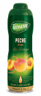 Teisseire Peach syrup 60cl / ไซรัป เตสแซร์ กลิ่นพีช
