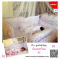 เตียงไม้เด็ก CAMERA รุ่น710 ZLEEP COT Wooden Bed ปรับเป็นโซฟาได้