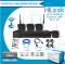IK-412B-MH/W 4Channel 2MP Wi-Fi Kit